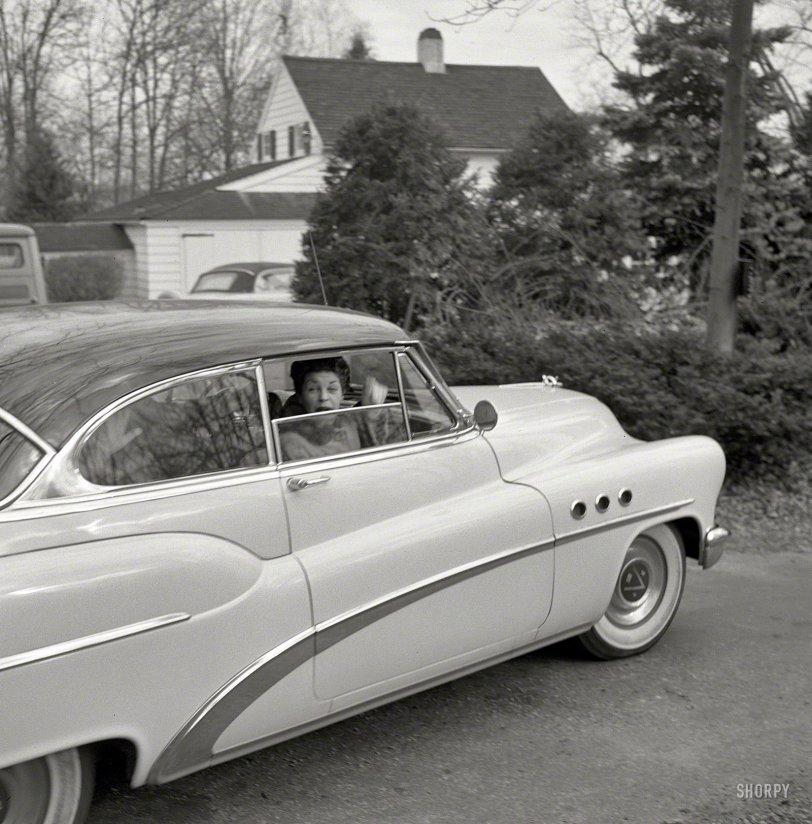 Martha's Super: 1953