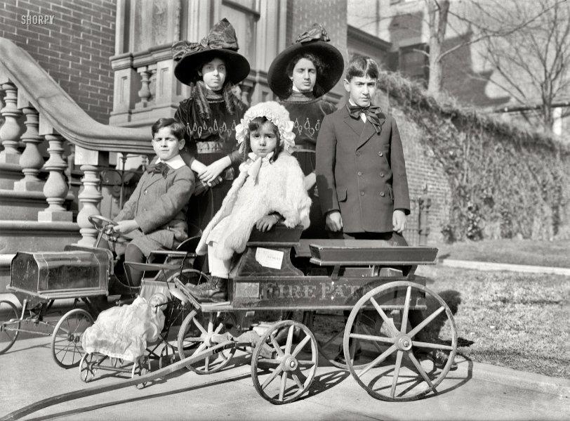 Fire Patrol: 1912