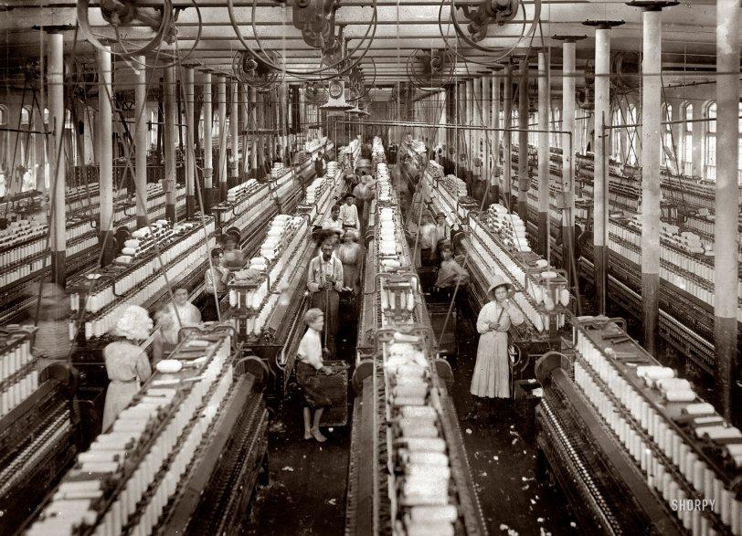 Magnolia Mills: 1911