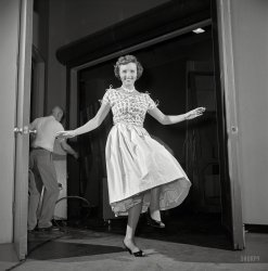 The Happy Hoofer: 1954