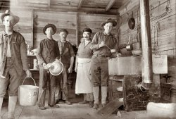 Bon Appetit: 1908