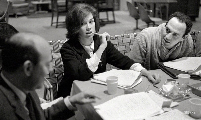 Table Reading: 1963