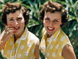 Lovely Betty: 1954