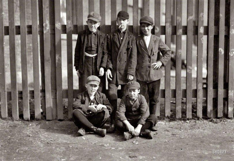 Work History: 1911