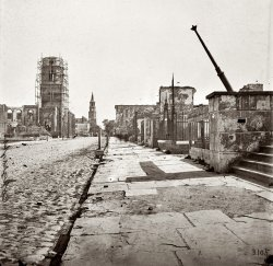 After the Bombardment: 1865