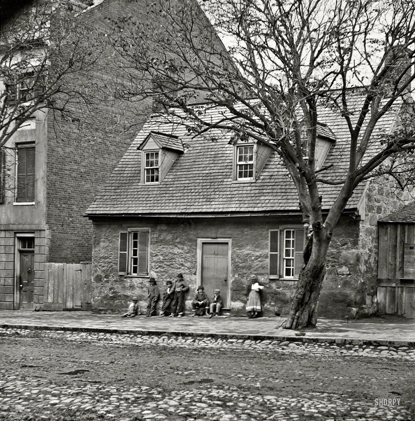 The Old Stone House: 1865