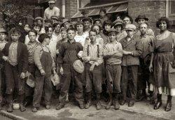 Lane Mill: 1913