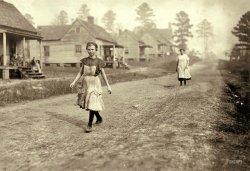 Working Girl: 1913