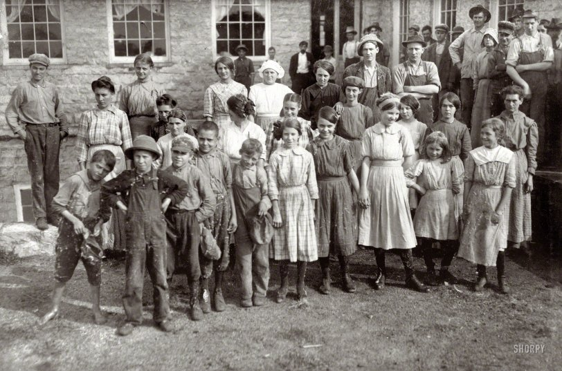 Workforce: 1913