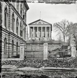 Richmond in Ruins: 1865