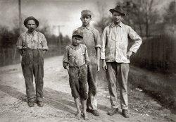 Motley Crew: 1913