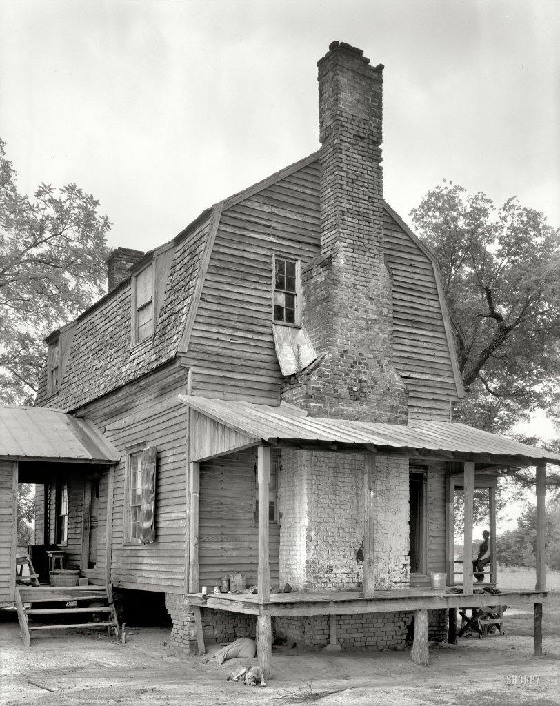 Breake Farm: 1936