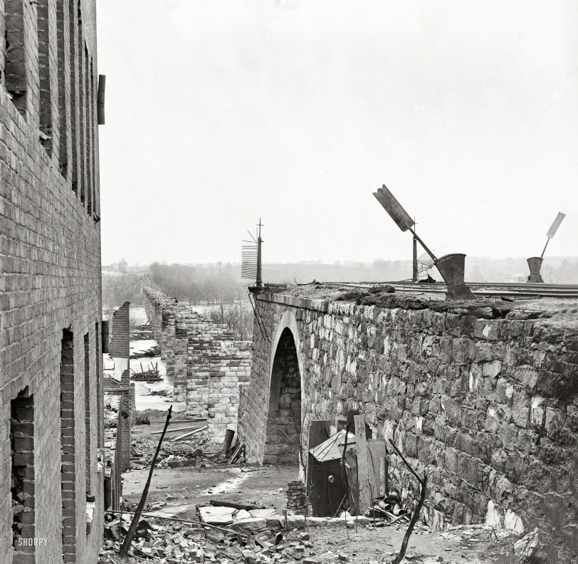 Bridge Out: 1865