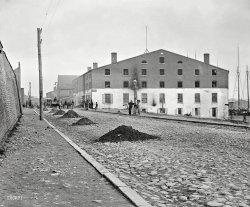 Libby Prison: 1865