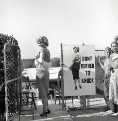 The Babysitter: 1952
