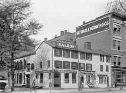 Washington Drank Here: 1913