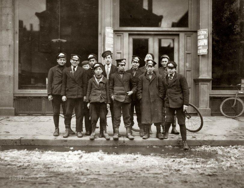 Western Union: 1909