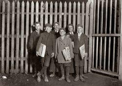 Maritime Mystery: 1909
