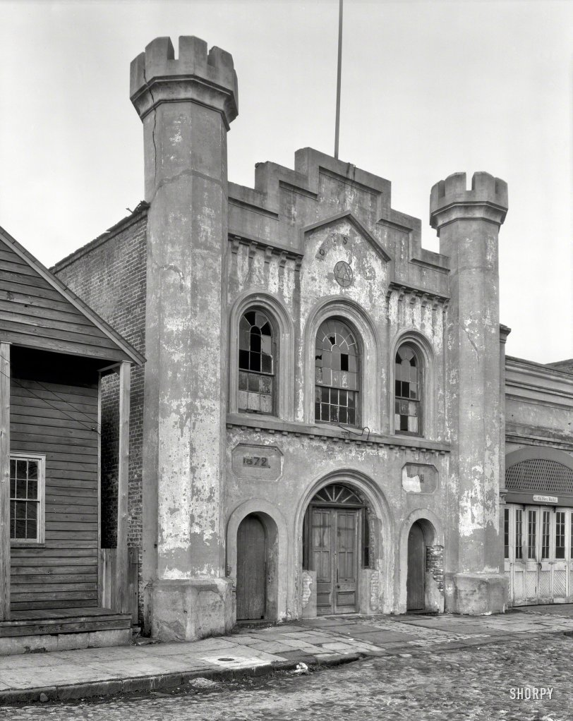 Chalmers Castle: 1937