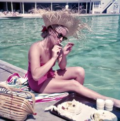 Lunch With Lana: 1951