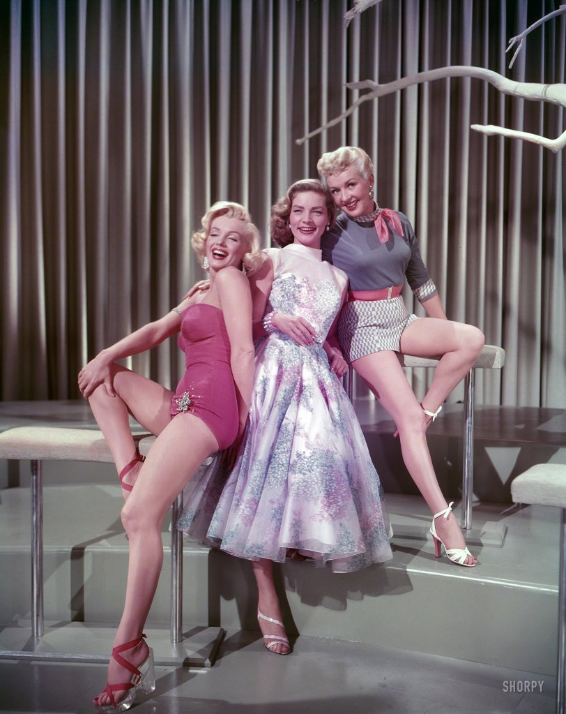 How to Marry a Millionaire: 1953