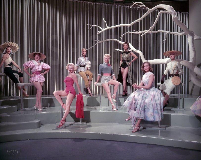 Bejeweled: 1953
