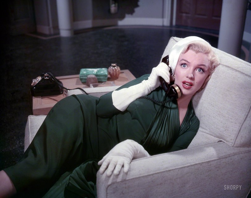 Dial M for Marilyn: 1953