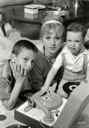 Music Woman: 1961