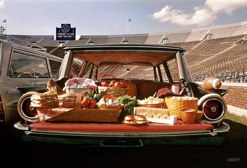 Tailgate Gourmet: 1960