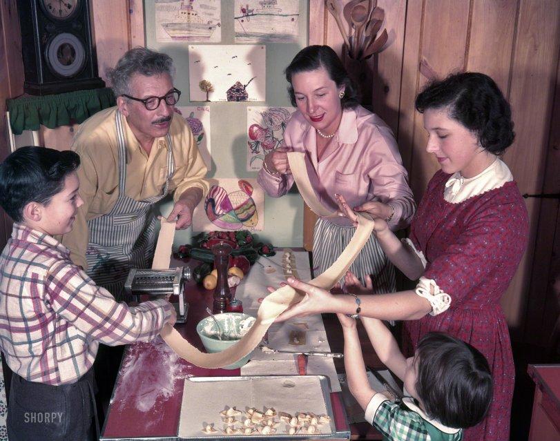 Now That's Italian: 1955