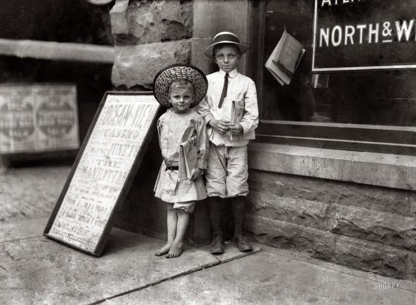 Summer Intern: 1911