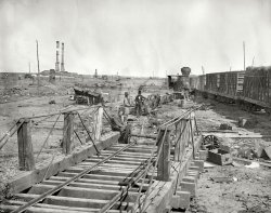 Off the Rails: 1862