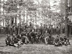1st Mass. Cavalry: 1864