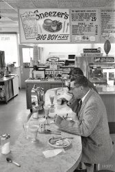 Sneezer's Big Boy: 1960