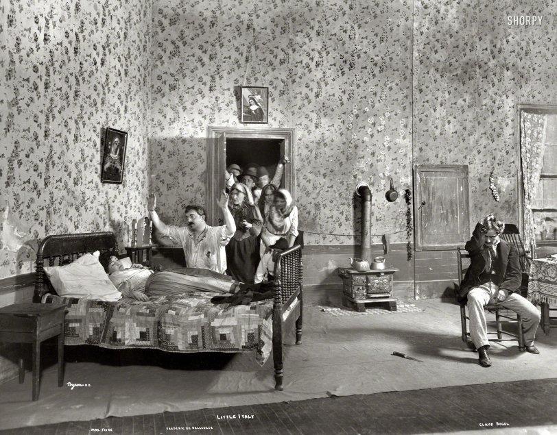 Little Italy: 1902