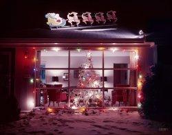 Modern Nativity: 1953