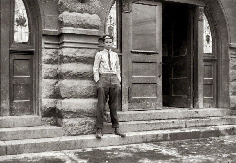 Hard Worker: 1913