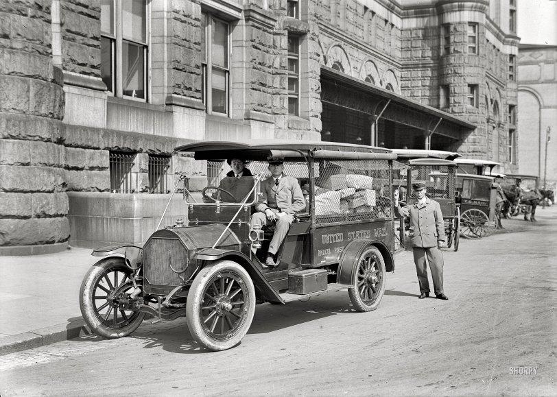 Parcel Post: 1914