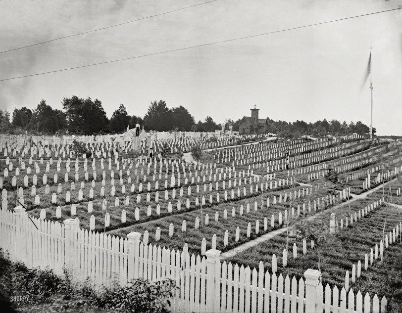 Parade Rest: 1865