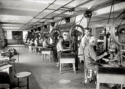 Mail Equipment Shops: 1915