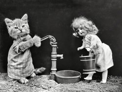 I Could Use a Drink: 1914