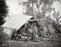 Camp Casual: 1863