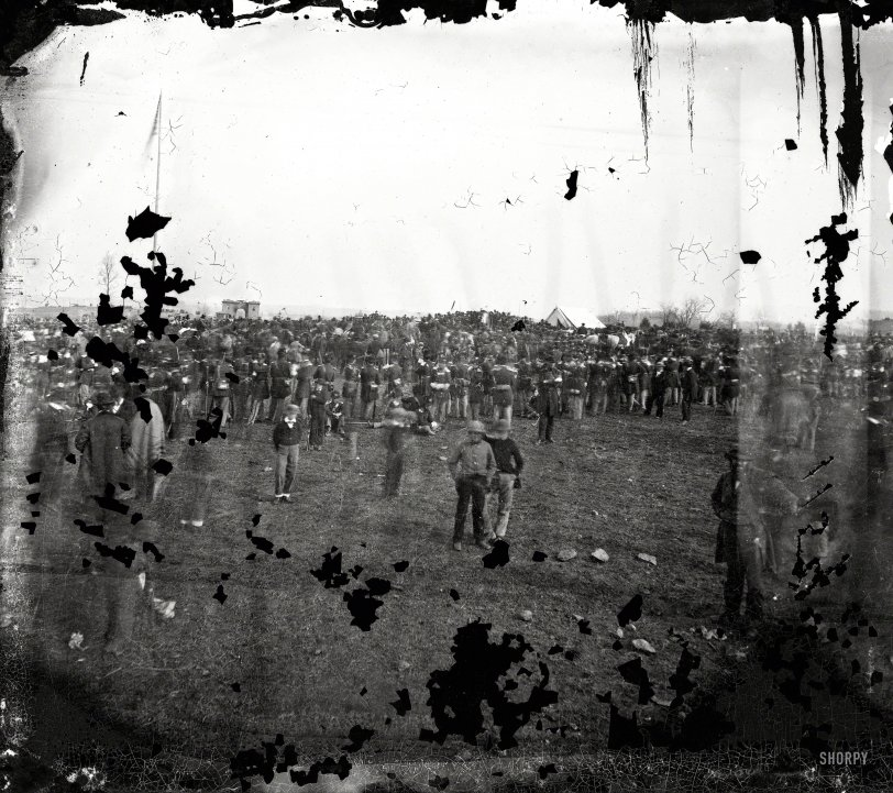 Lincoln at Gettysburg: 1863