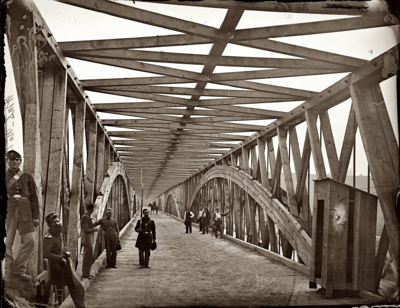Chain Bridge: 1865