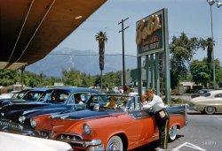 Custom Royal: 1956