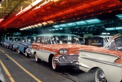 The New Chevrolet: 1957