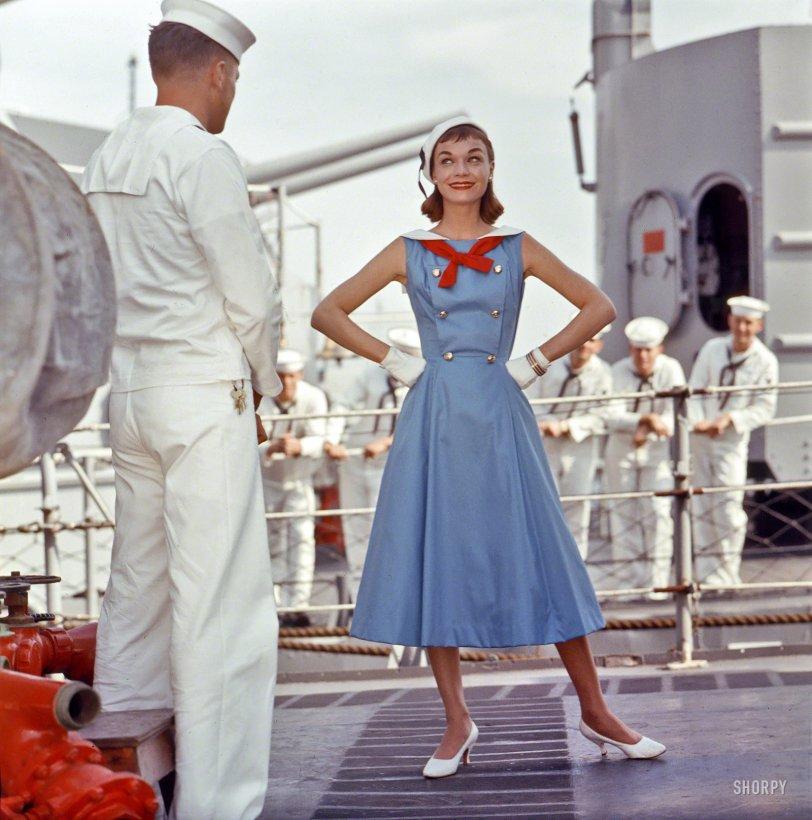 Ahoy, Matey: 1957