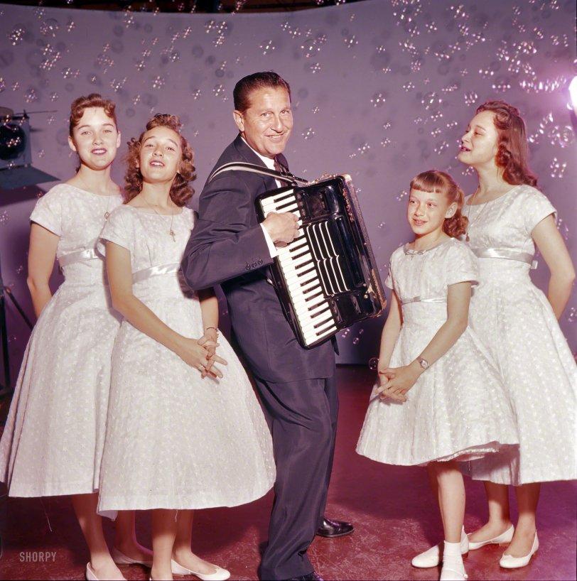 Champagne Music: 1957