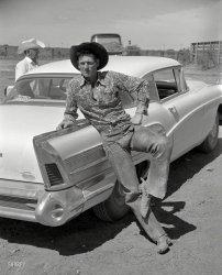 Texas Tailfin: 1958