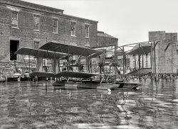 Bi-Biplane: 1917
